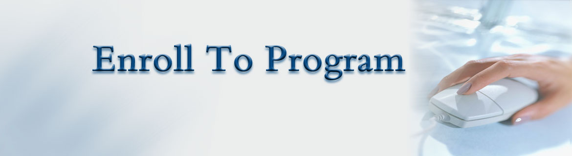 Enroll To Program - Enroll To Program